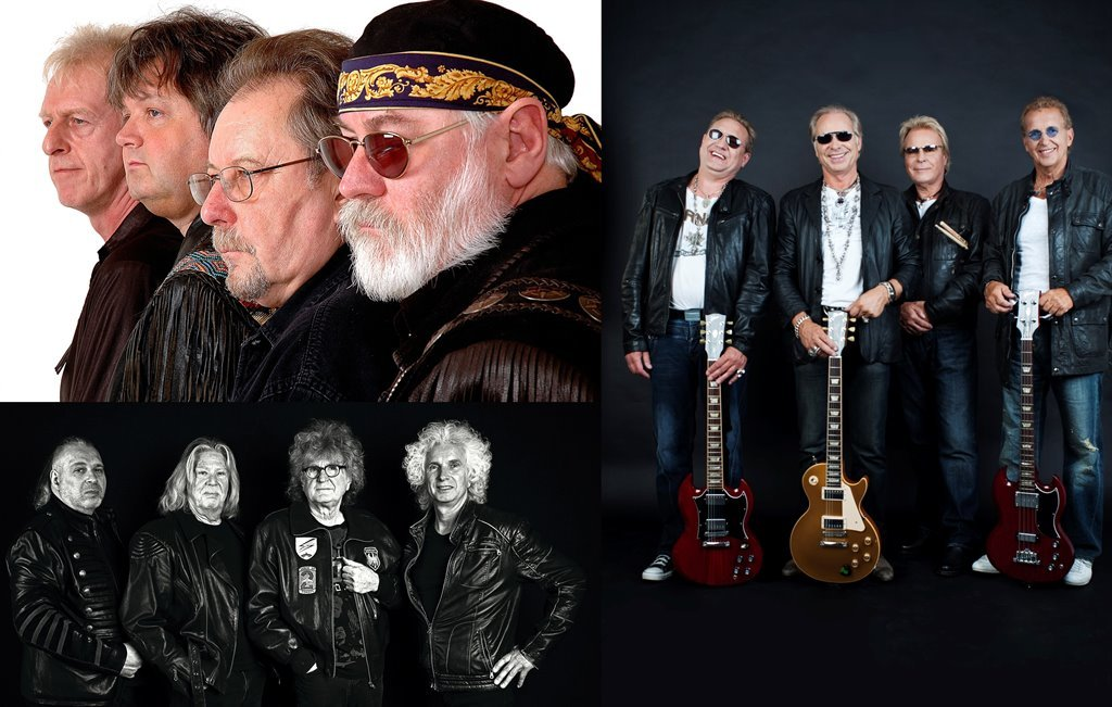 Rock Legends Festival The Lords, The Rattles und CCR Revived