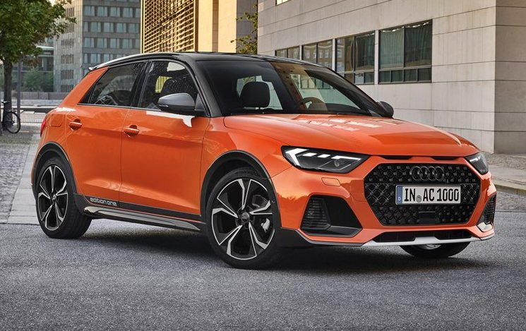 Nicht Nur Fur Die Stadt Audi A1 Im Speziellen Offroad Look Osterholzer Anzeiger